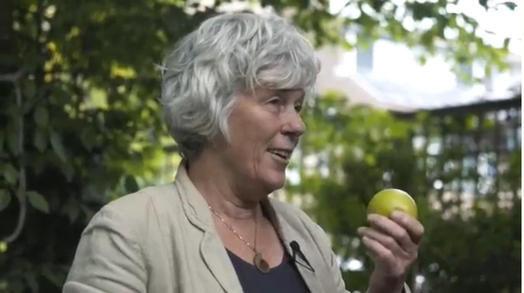 Portret Anne Stijkel - initiatiefnemer Groen Gas Gaasperdam