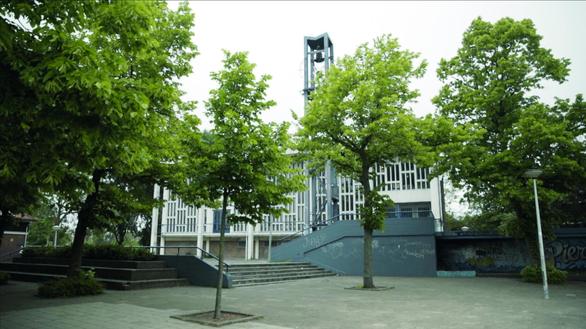 Vooraanzicht Bethelkerk